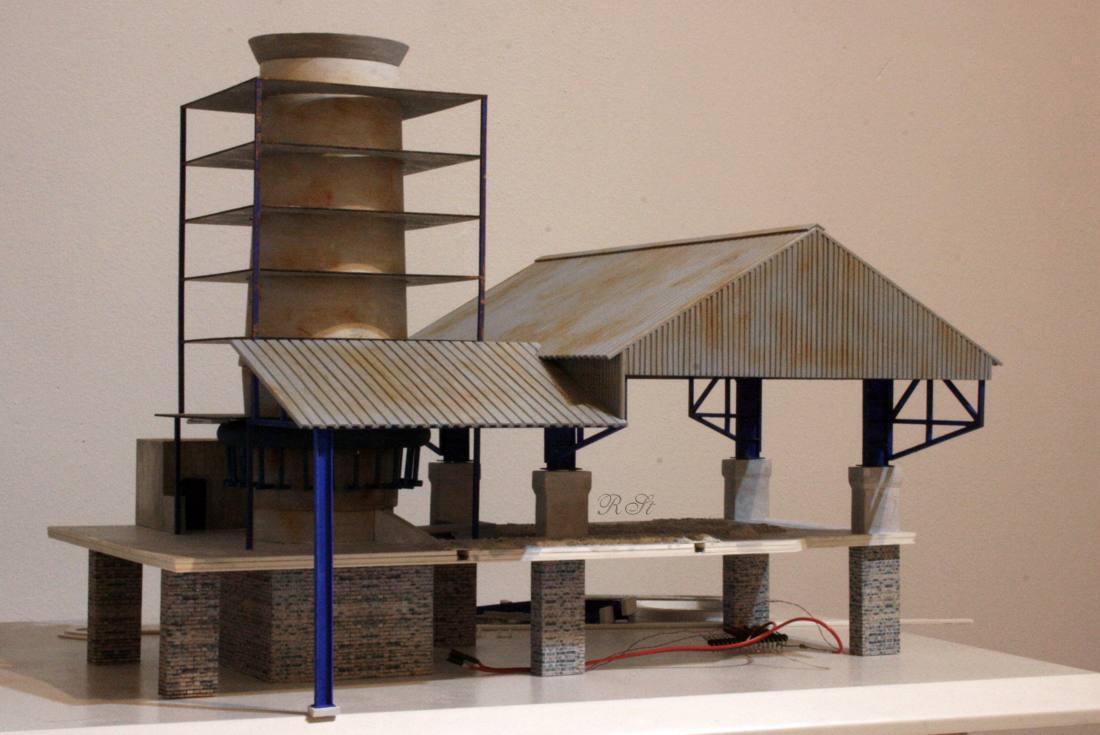 steuerpult für modelleisenbahn bauen
